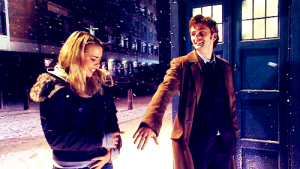 #SerialFight - Tenth Doctor vs Eleventh Doctor
