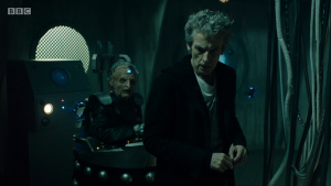 Doctor Who – 9x02 The Witch's Familiar