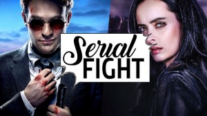 SerialFight: Daredevil Vs Jessica Jones